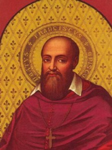 St. Francis de Sales, Co-Founder of the Visitation Sisters