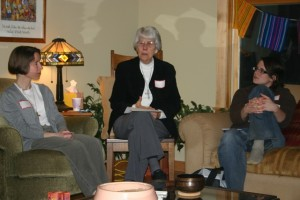 Sr. Mary Virginia tells the Vis Sisters' story around discerning their move from St. Louis to North Minneapolis