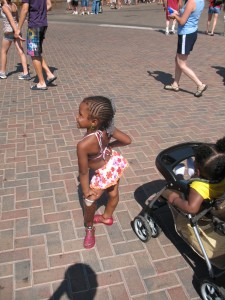 Rayonna at Valley Fair