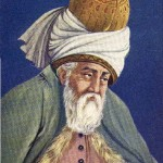 Jelal ad-Din Rumi, 13th Century Sufi Mystic