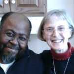 Vis Companion, Leo Johnson, and Sr. Karen