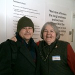 A Mentoring Relationship: Sr. Suzanne and collaborator at the NetWork for Better Futures