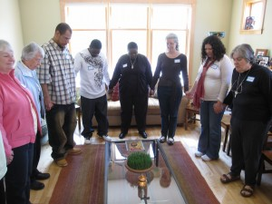 At St. Jane House: Ministry of Prayer, Presence