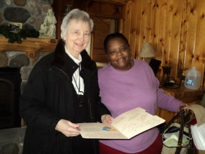 Spiritual Friends: Sr. Mary Margaret and Mary Johnson