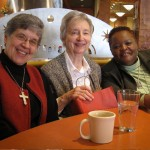 Srs. Mary Frances, Mary Margaret and Mary Johnson