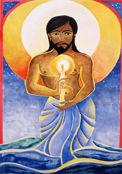 """Jesus: Light of the World"" by Br. Mickey McGrath, OSFS"