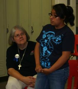 "A VISTORY ""Meal:"" Tuning into Marilyn Ochoa's Immigration Story"