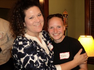 Embracing Young Adult Vis Intern Beth Anne