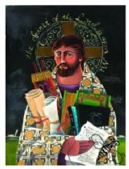 Christ, the Teacher, by Brother Mickey McGrath. All Rights Reserved