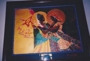 Windsock Visitation: Unveiled March, 1995