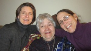 Vis Neighbors today:  Lorilee, S. Suzanne, Trish