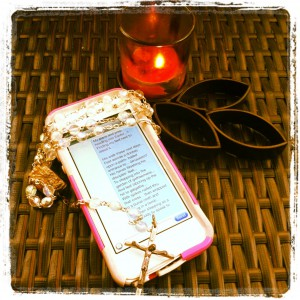Contemplating technology and prayer: How do we use our smart phones to pray?
