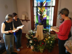 Fremont House Chapel: Liturgy of the Hours