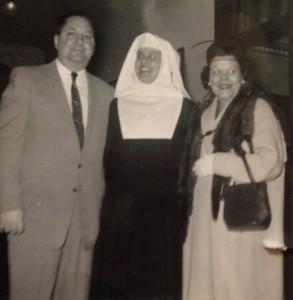 Sr. Mary Frances Reis, 1962