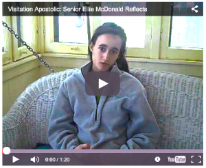 Click to hear more from past Vis Seniors on their Service Immersion Experiences.