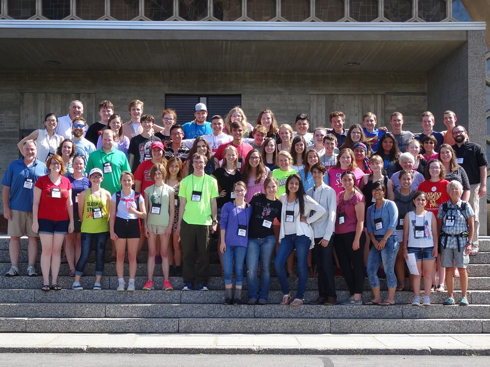 The 2015 Summer Institute crew!