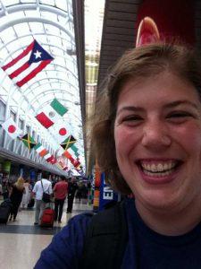 WYD Pilgrim: Aimee Fritsch