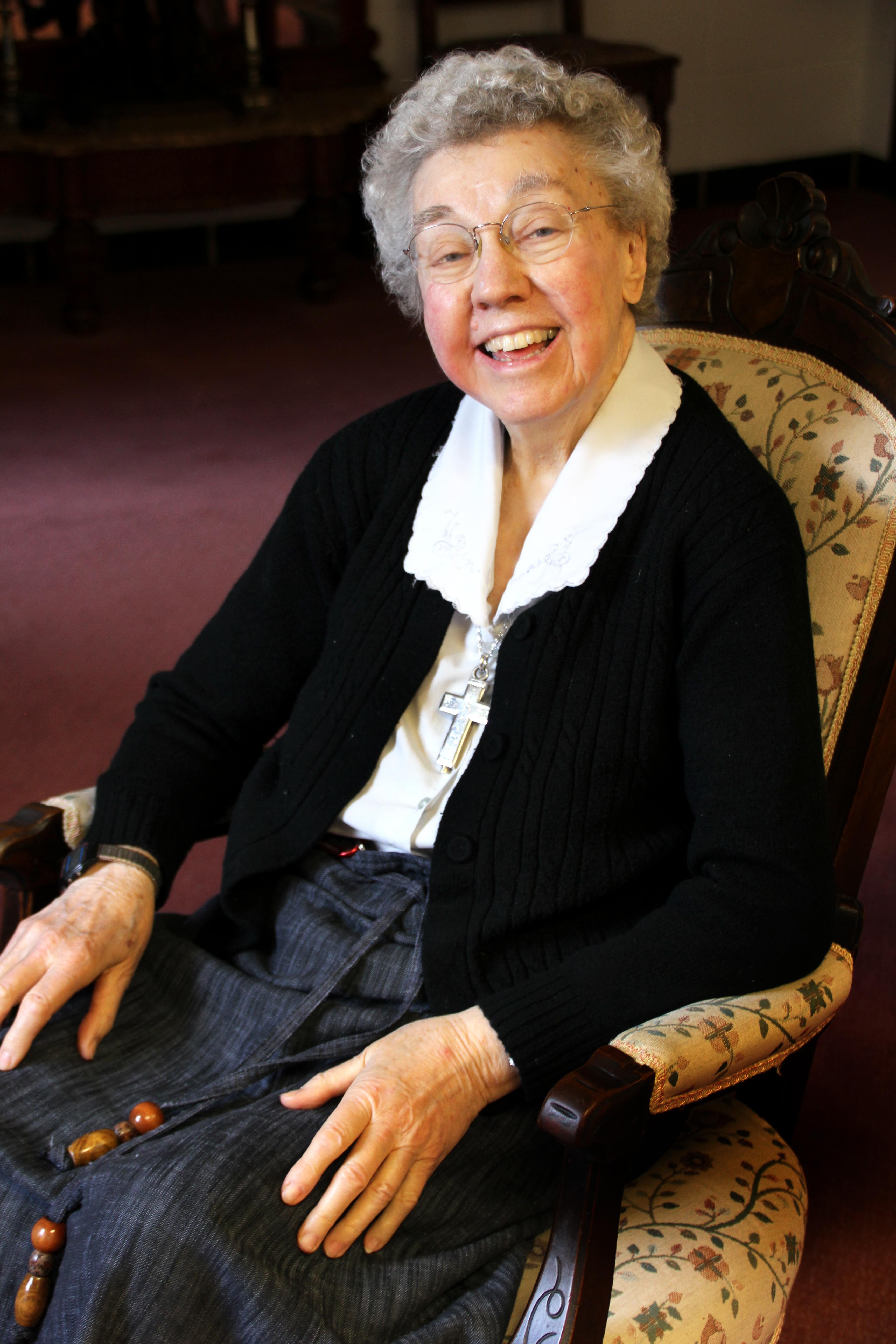 Mary Paula