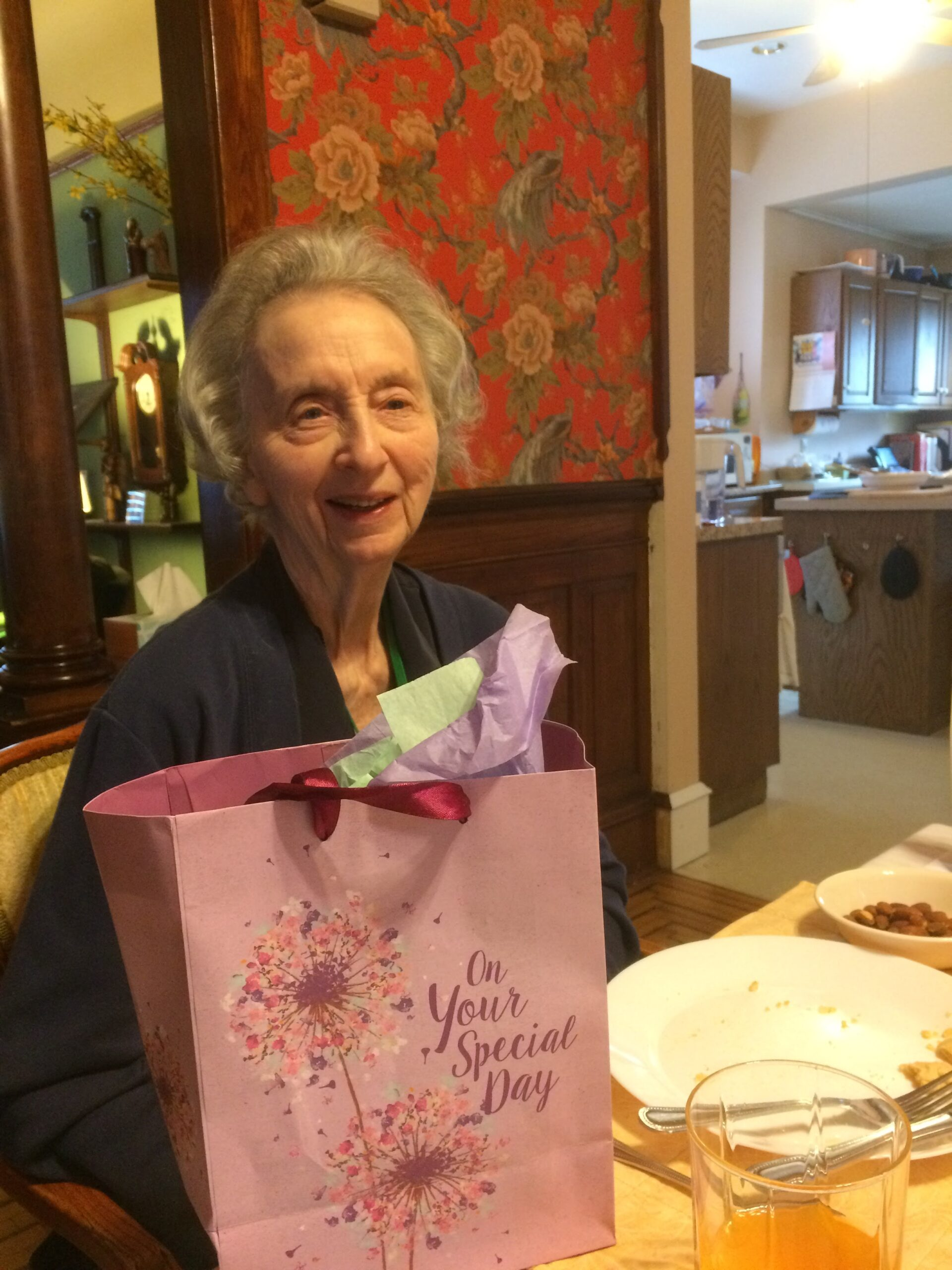 Sister Mary Margaret's 90th birthday